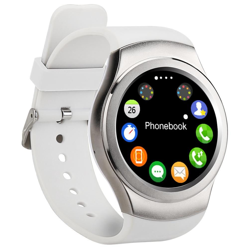 NO.1 G3 el reloj inteligente muy parecido al Gear S2 ...